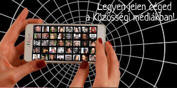 közösségi média